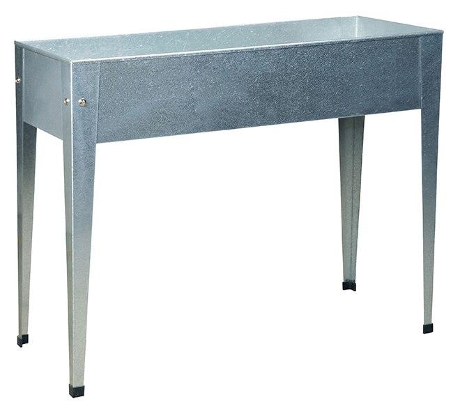 Mesa de huerto met lica silver ref 16511061 leroy merlin - Huerto leroy merlin ...