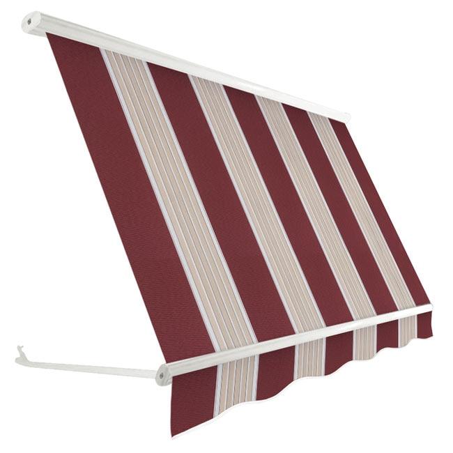 Toldo kronos balcon estructura blanca ref 011901 18757802 - Toldo corredero leroy merlin ...