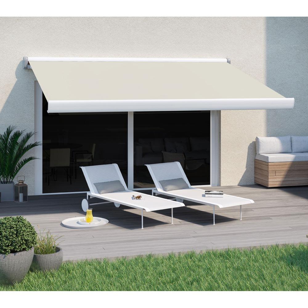 nori estructura blanca motorizado leroy merlin. Black Bedroom Furniture Sets. Home Design Ideas