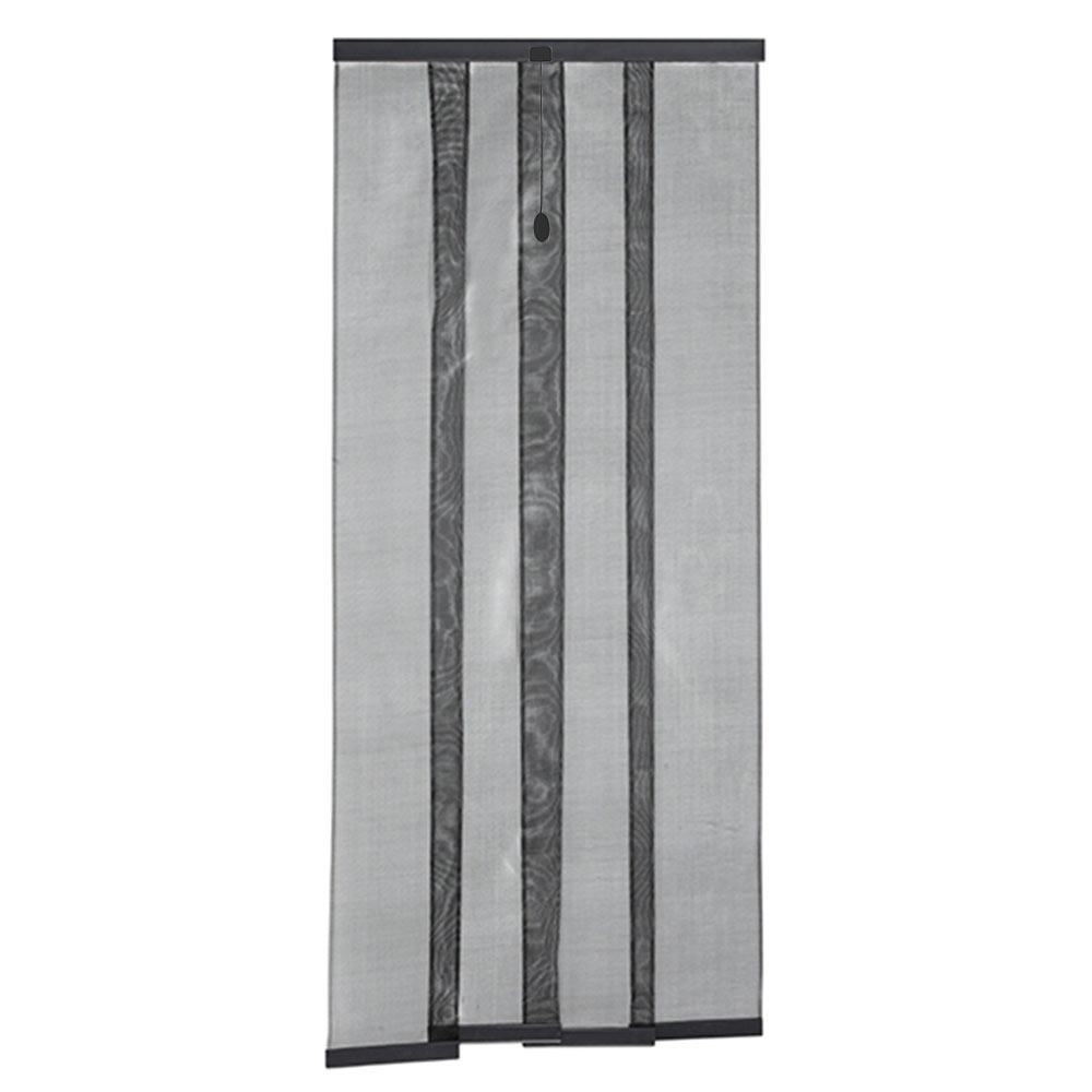 Mosquitera cortina puerta estor ref 17548580 leroy merlin - Puertas acordeon leroy merlin ...