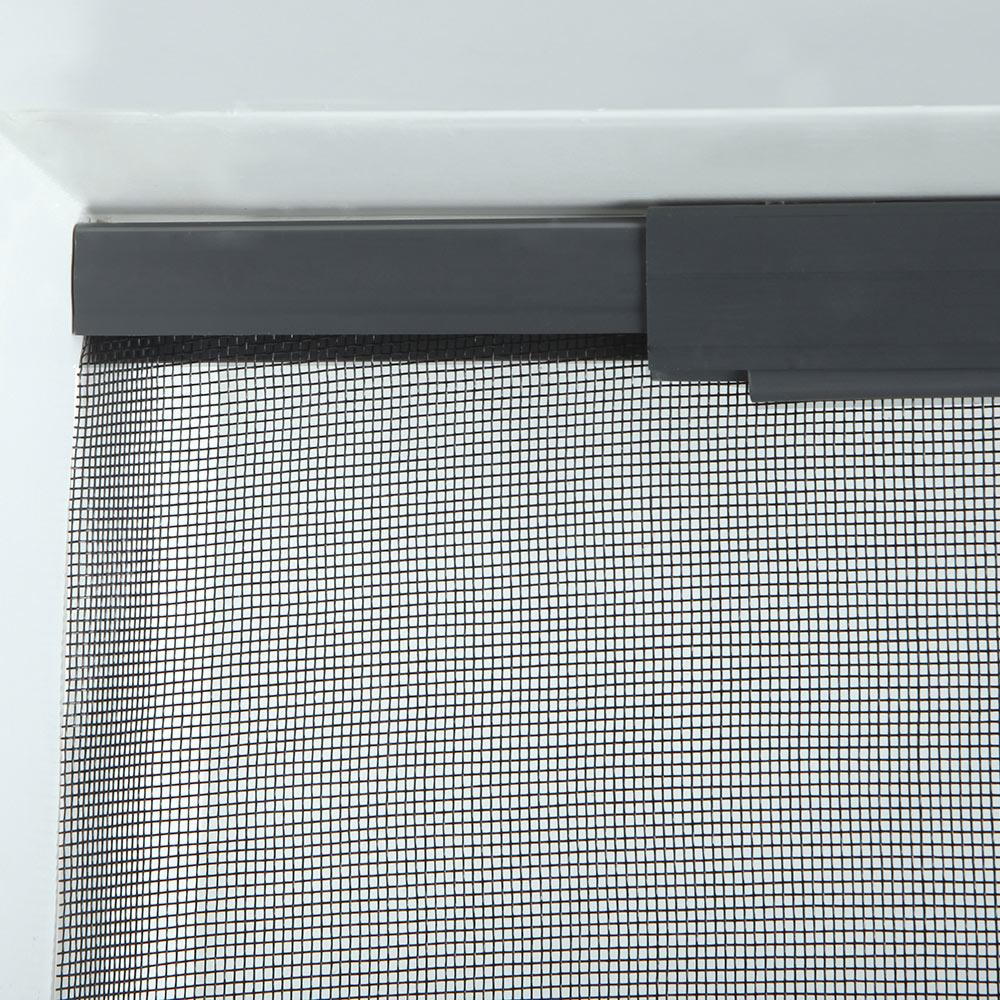 Mosquitera cortina puerta telescopica ref 16852185 for Cortina mosquitera puerta