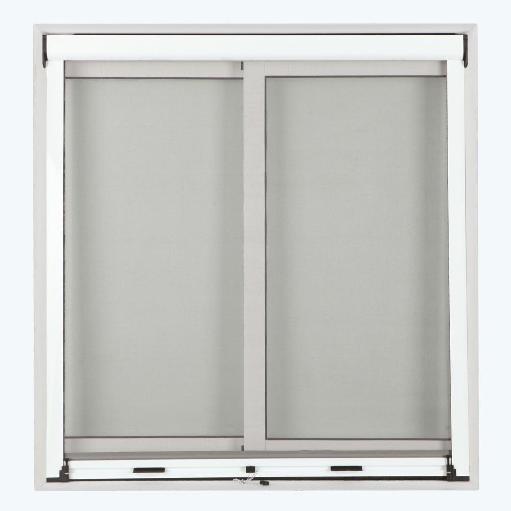 Cambiar tela mosquitera enrollable puerta mosquitera - Mosquiteras enrollables leroy merlin ...