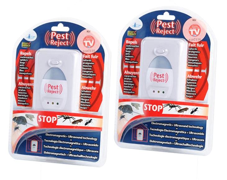 Repelente Para Insectos Y Roedores Pest Reject Ref 15848812 Leroy