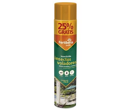 Insecticida contra insectos voladores fertiberia 750ml ref - Insecticida para avispas ...