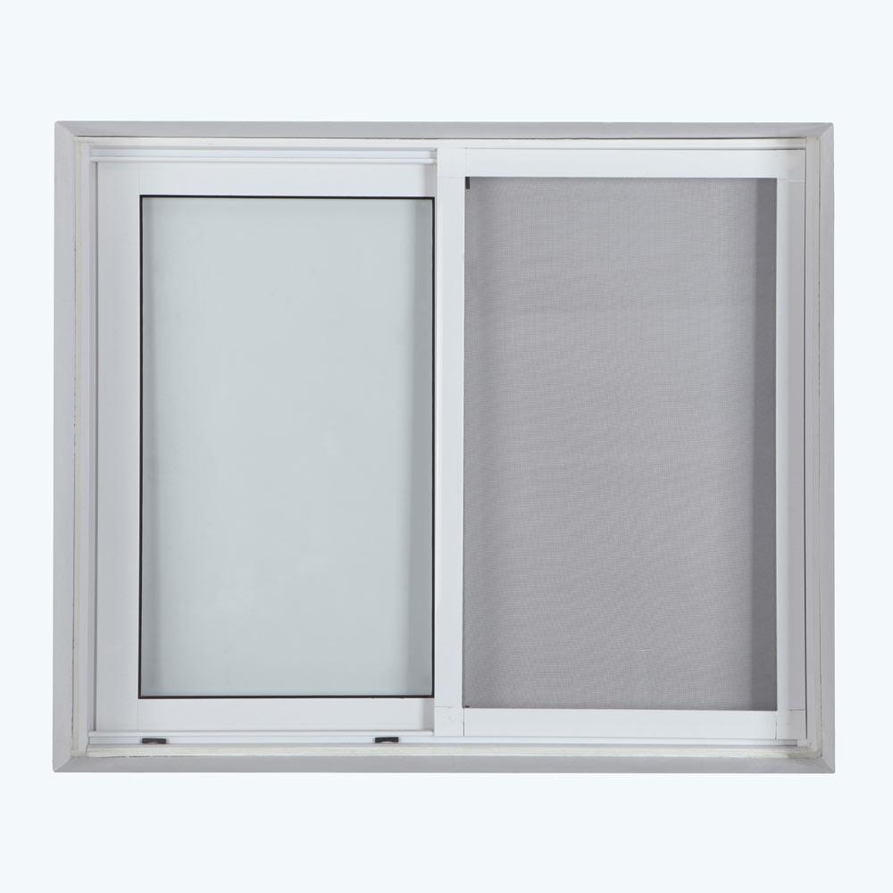0120 aluminio corredera ventana aluminio corredera ventana for Mosquiteros de aluminio