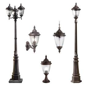 Conjuntos de iluminaci n exterior leroy merlin - Farolas de jardin leroy merlin ...