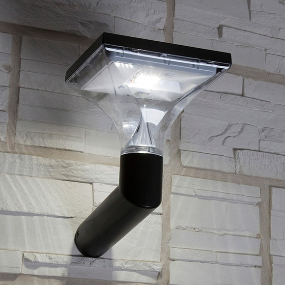 Aplique solar led inspire ibiza ref 14664251 leroy merlin - Aplique solar exterior ...