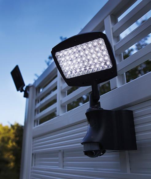 Aplique solar led inspire caraibes ref 14955276 leroy for Aplique exterior solar led