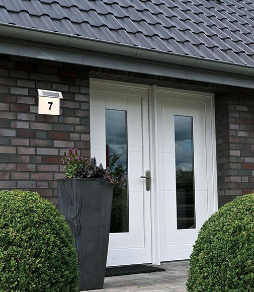 Puertas francesas abre tu casa al exterior comunidad - Puertas de entrada leroy merlin ...