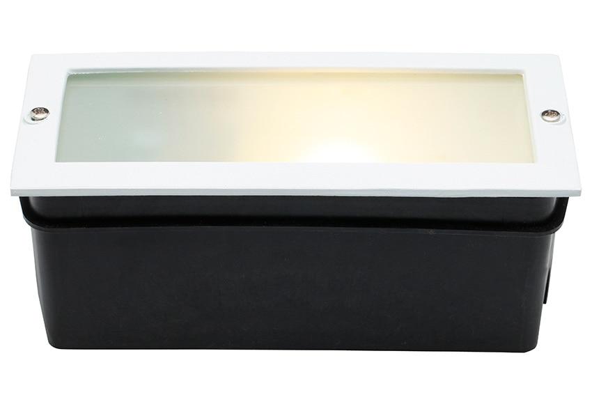 Foco inspire rectangular ref 16702791 leroy merlin - Focos led exterior leroy merlin ...