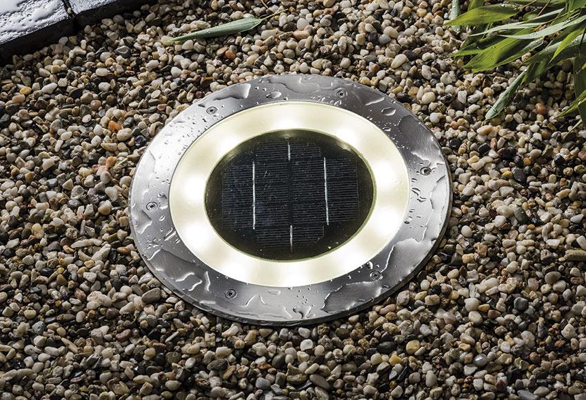 Iluminacion jardin solar ledertek guirnalda de luces led - Luces solares leroy merlin ...