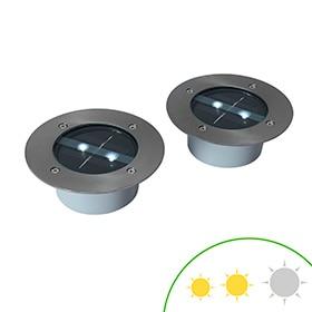 Soluciones solares leroy merlin - Focos solares jardin ...