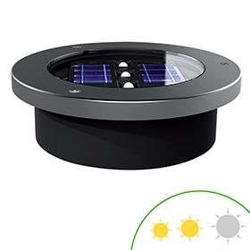 Pack de 6 velas kaemingk led ref 17388994 leroy merlin - Focos led solares ...
