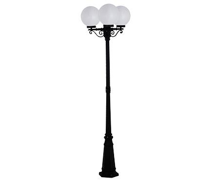 Farola 3 luces inspire bellaggio ref 17909066 leroy merlin - Luces solares leroy merlin ...