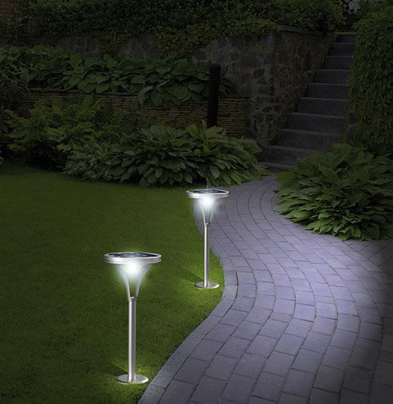 Faroles solares para jardin best ideas para iluminar el jardn with faroles solares para jardin - Antorchas solares para jardin ...