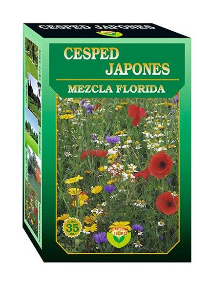 Semilla de c sped c sped japon s ref 14106771 leroy merlin for Semillas leroy merlin