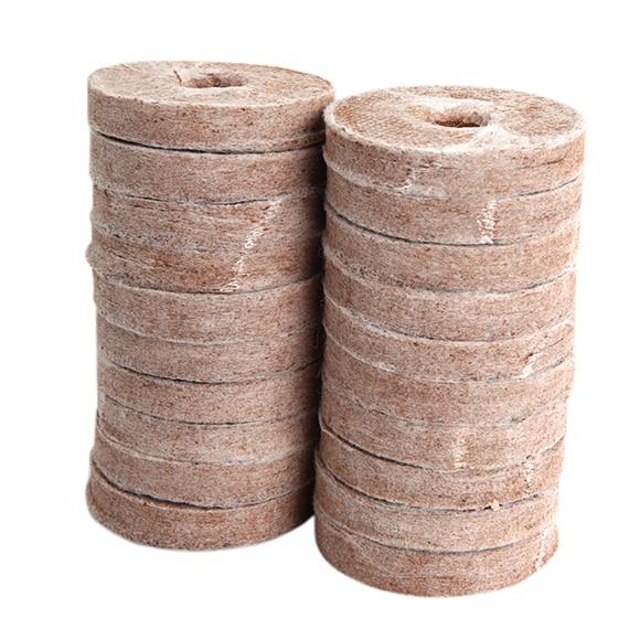 Pastillas de fibra de coco ref 16786966 leroy merlin for Fibra ceramica leroy merlin