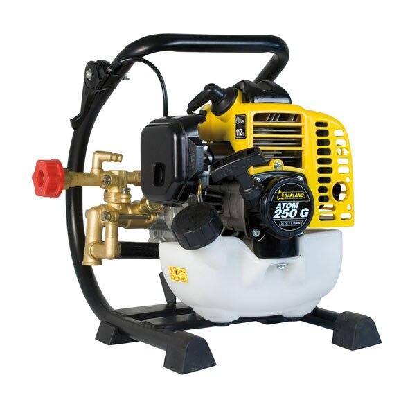 Pulverizador de gasolina garland atom 250 g ref 17654553 for Pulverizador leroy merlin