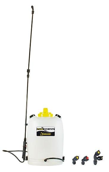 Pulverizador de bater a garland fum 150 mw ref 17654630 for Pulverizador leroy merlin