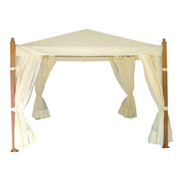 cortinas para p rgola imitaci n madera ref 14576051