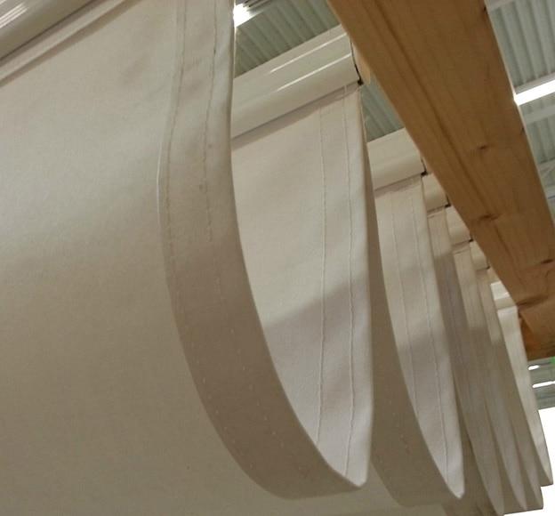 Toldo de 3 x 2 8 m corredero blanco ref 16763061 leroy for Toldo corredizo guias