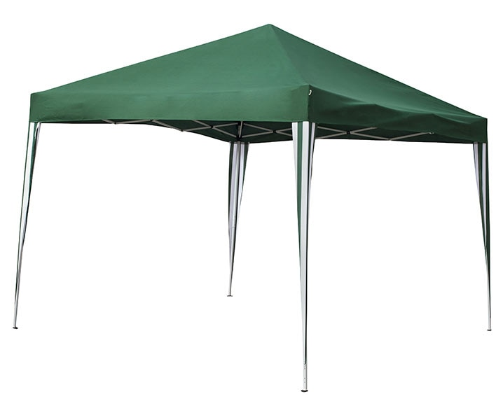 Gazebo plegable extensible 3x3 ref 16563610 leroy merlin for Gazebo plegable easy
