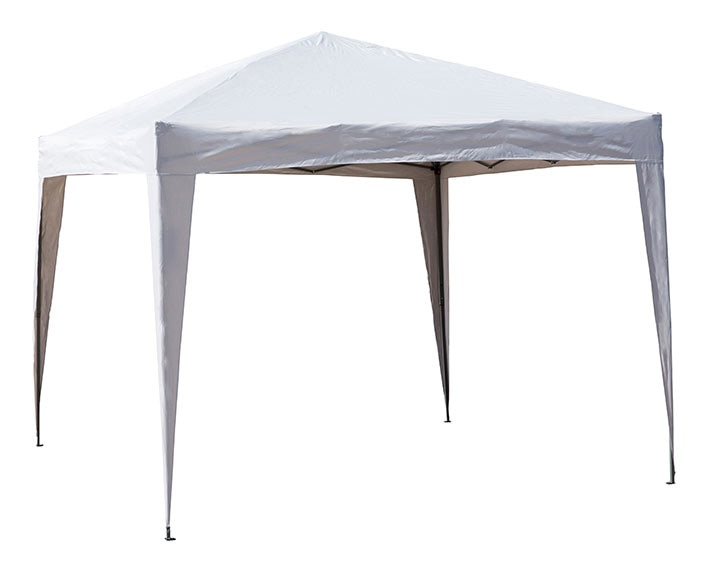 Gazebo plegable naterial eori 3x3 crudo ref 19227082 for Gazebo plegable easy