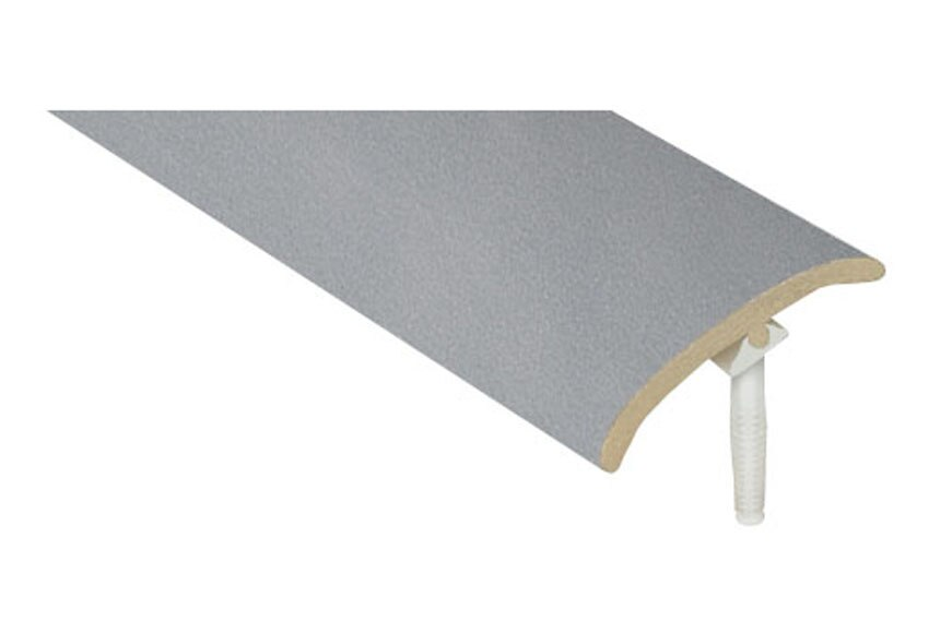 Perfil de transici n y desnivel aluminio ref 14705180 for Perfil u aluminio leroy merlin