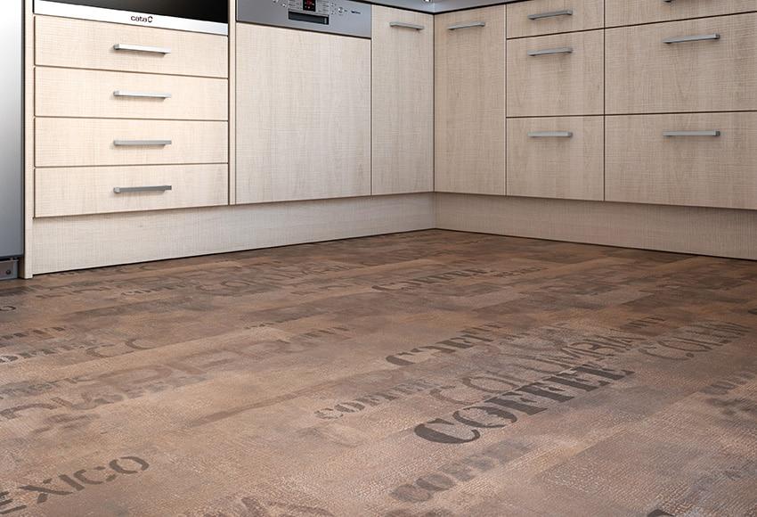 suelo laminado artens coffee sack ref 17359160 leroy merlin. Black Bedroom Furniture Sets. Home Design Ideas