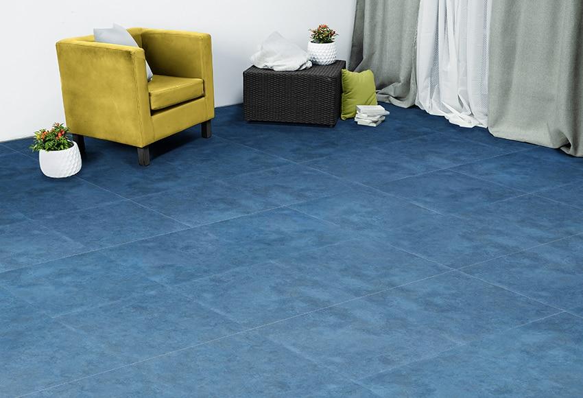 Loseta adhesiva bali azul ref 13256180 leroy merlin - Losetas adhesivas leroy merlin ...