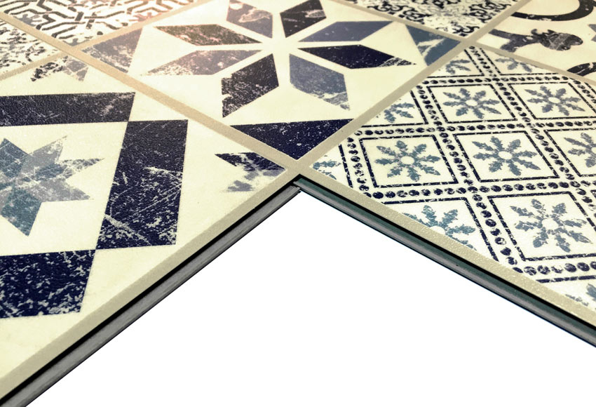 Loseta vin lica 31 00 x 60 05 cm tarkett forte retro - Westwing alfombras vinilo ...