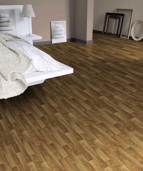 suelo de vinilo basic spirit oak marron ref 16451526 leroy merlin. Black Bedroom Furniture Sets. Home Design Ideas