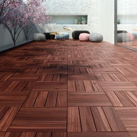 Suelos de madera para exterior leroy merlin - Suelos de madera para terrazas ...