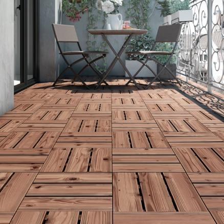 Suelos de madera para exterior leroy merlin - Suelo exterior antideslizante ...