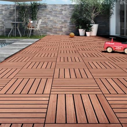 Suelos de madera para exterior leroy merlin suelos para for Piscinas de madera leroy merlin