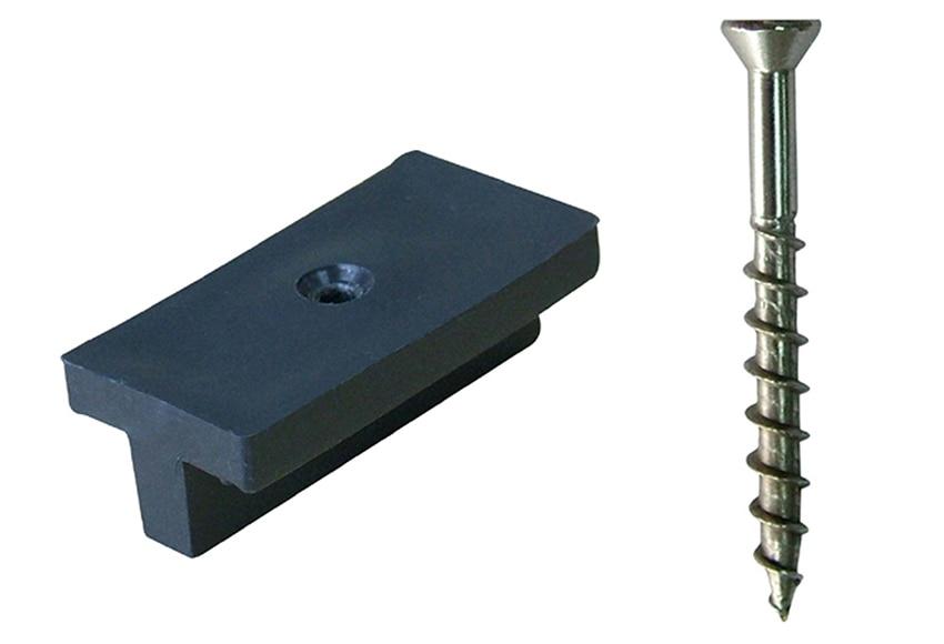 Clips para suelo de composite clips composite ref for Suelos de composite