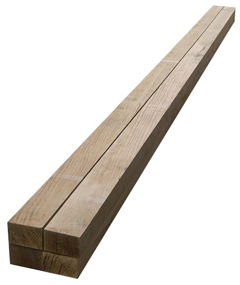travesao autoclave madera marrn 6x240 cm
