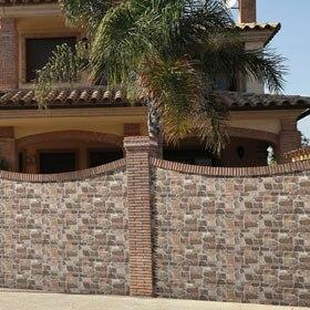 Cer mica para exterior y terraza leroy merlin for Azulejos patio exterior