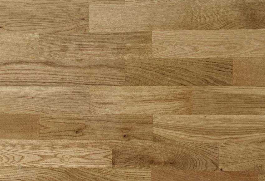 Suelo de madera aero roble brillo ref 14988071 leroy merlin - Madera para suelo ...