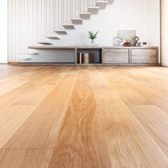 Suelo de madera line roble selecto ref 17968783 leroy - Tipos de suelos de madera ...