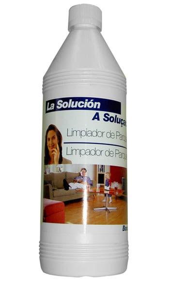 Limpiador para suelos laminados y madera m70 ref 12967346 for Suelos laminados outlet
