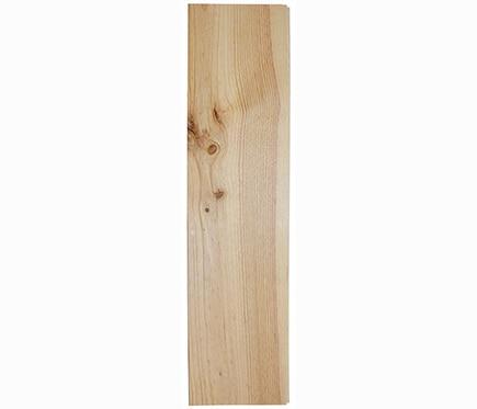 Suelo de madera pino natural nudos vitrificado ref for Laminas de madera leroy merlin