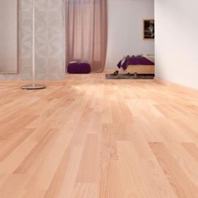 suelo de madera aero haya