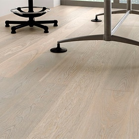 Suelo de madera EXCELLENCE 145 ROBLE BLANCO