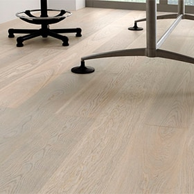 Suelo de madera EXCELLENCE 198 ROBLE BLANCO