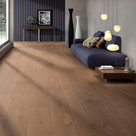Suelo de madera EXCELLENCE 250 ROBLE SATINADO