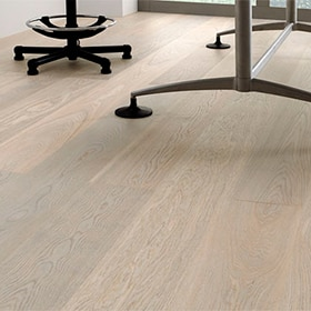 Suelo de madera EXCELLENCE 250 ROBLE BLANCO