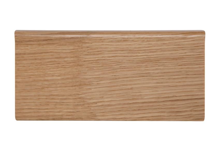 Rodapie roble materiales de construcci n para la reparaci n - Rodapie de madera ...