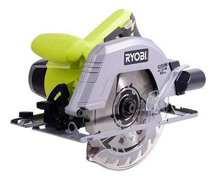 Sierra circular ryobi rws1250 g ref 16335116 leroy merlin - Mini sierra circular leroy merlin ...