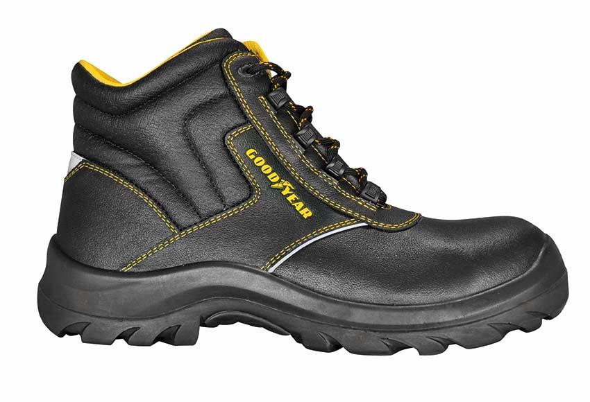 Botas de seguridad goodyear for Zapatos seguridad leroy merlin